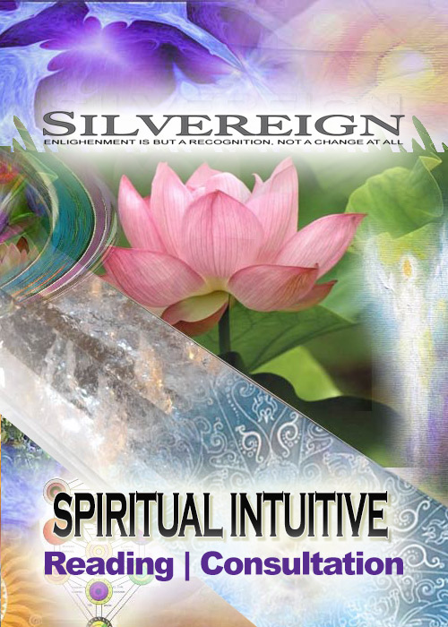 THE SPIRITUAL INTUITIVE READING | COUNSELING | The Silvereign